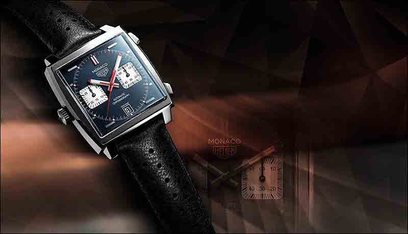 Tag Heuer Monaco Replica Watch