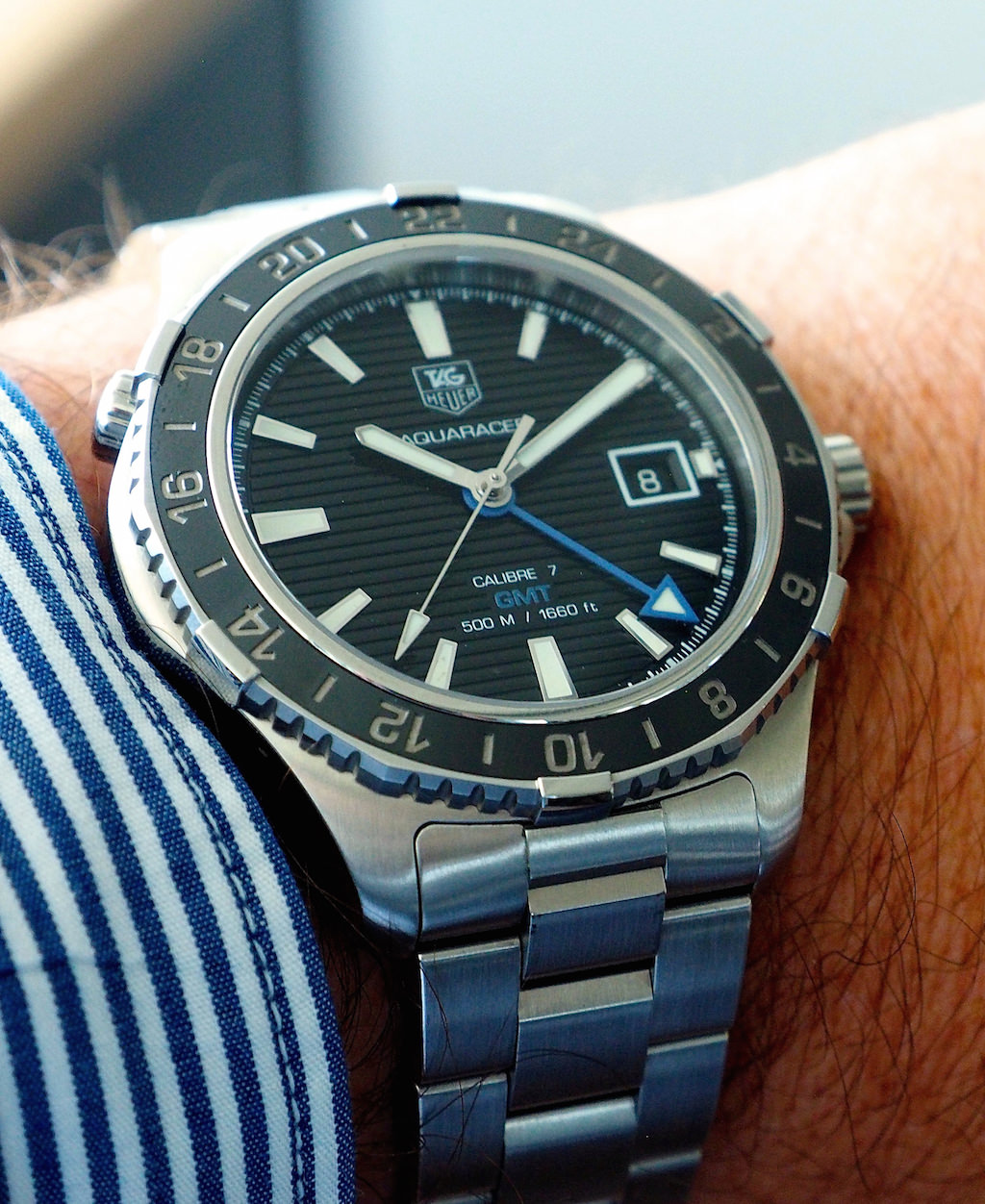 Tag Heuer Aquaracer 500M Replica Watch
