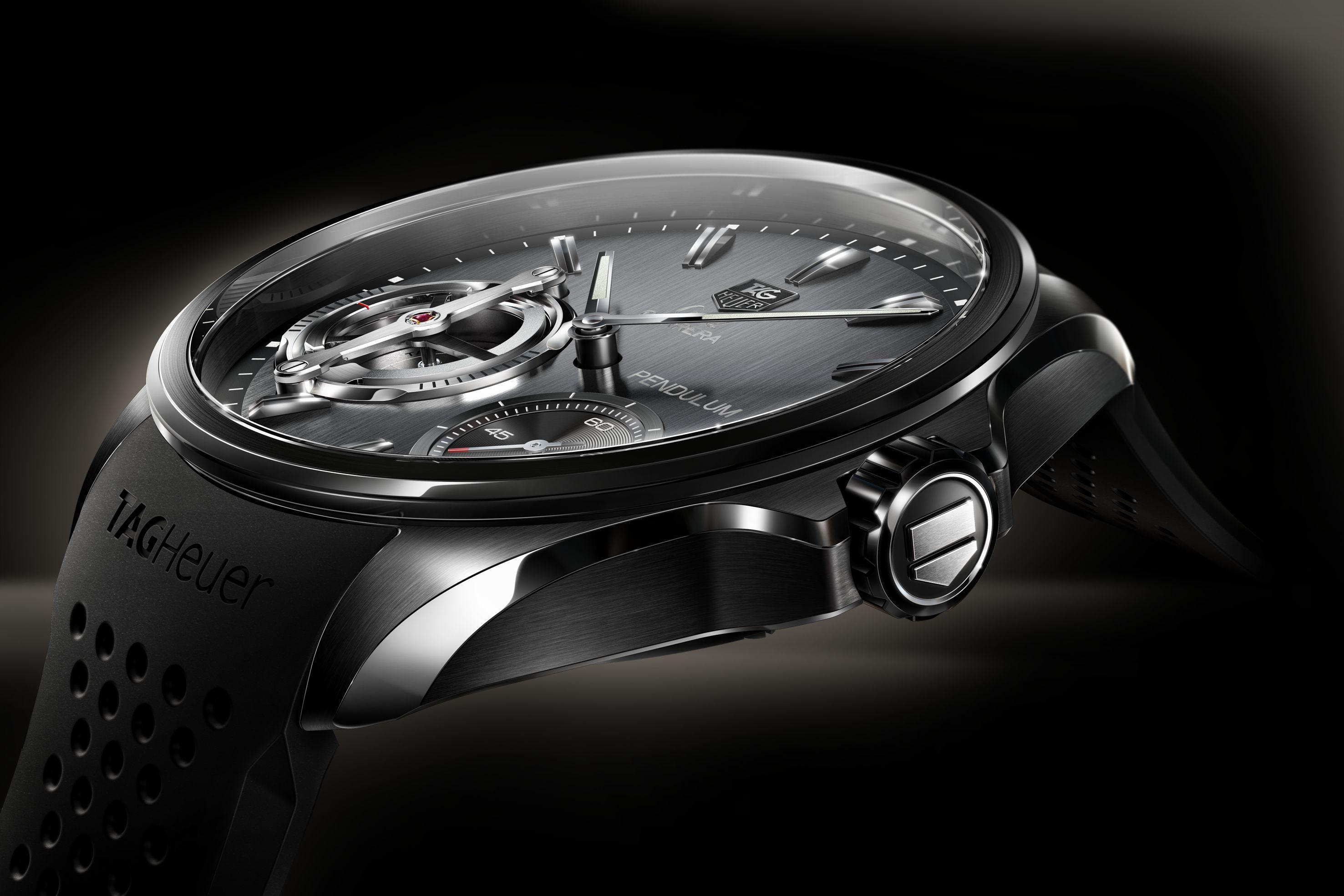 Tag Heuer Grand Carrera Pendulum Replica Watch