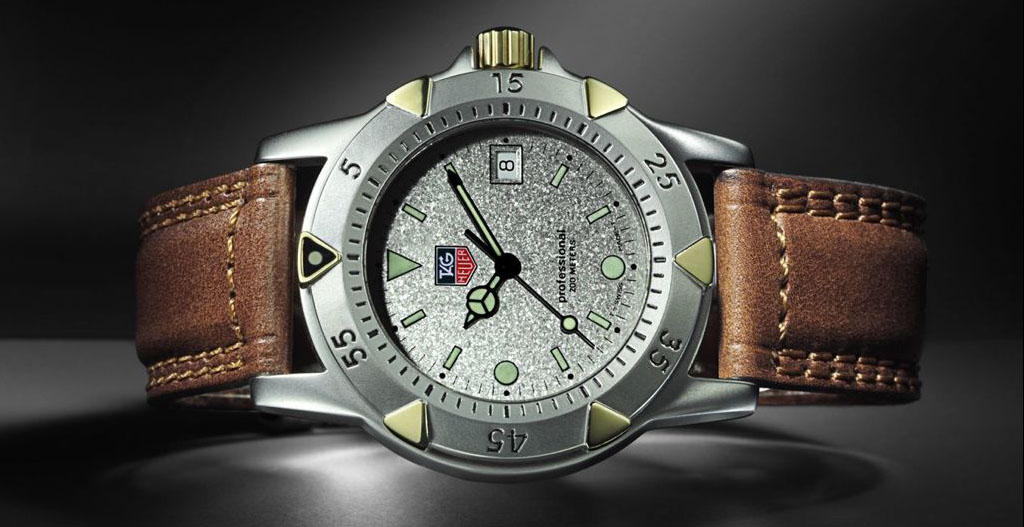 Tag Heuer Professional 1500 Replica Watch