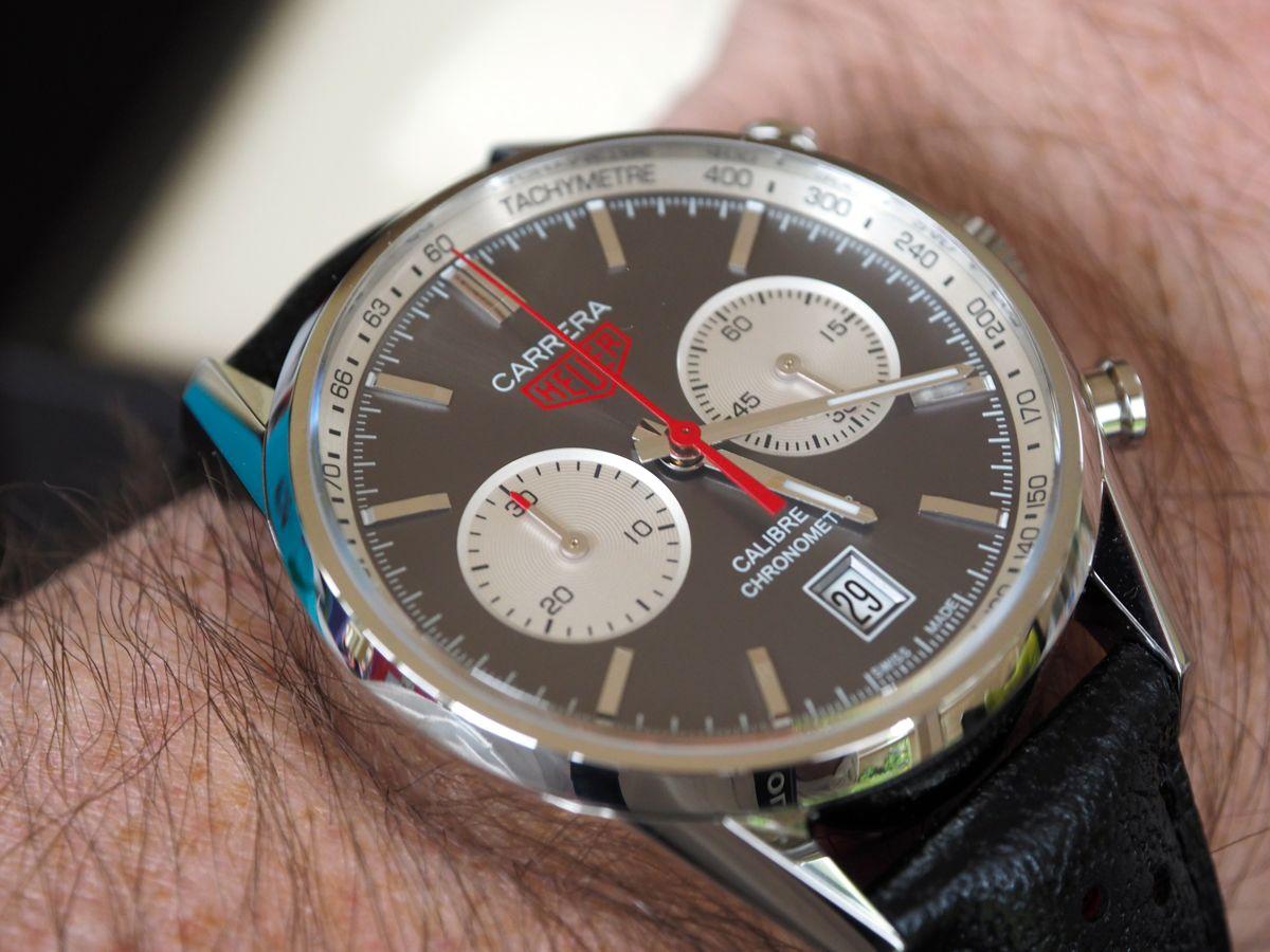 Tag Heuer Carrera Calibre 18 Replica Watch