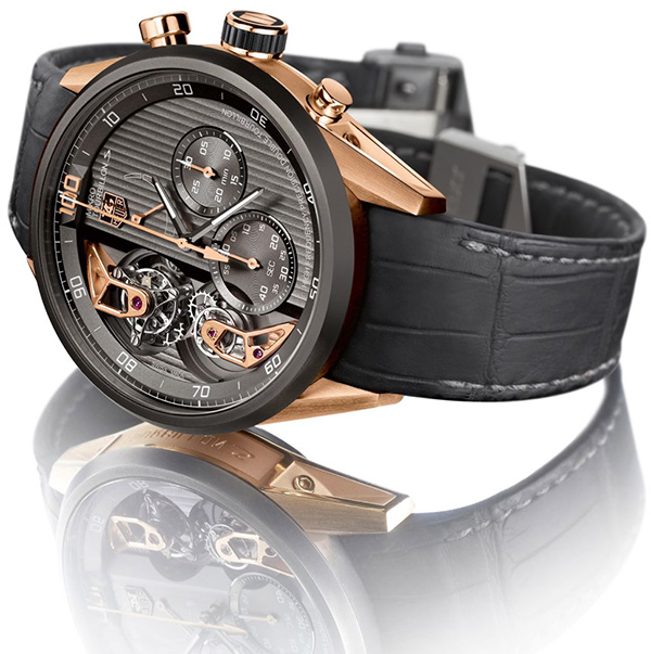 Tag Heuer Carrera MikrotourbillonS Replica Watch
