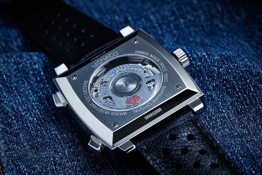 Tag Heuer Monaco Calibre 11 Replica Watch