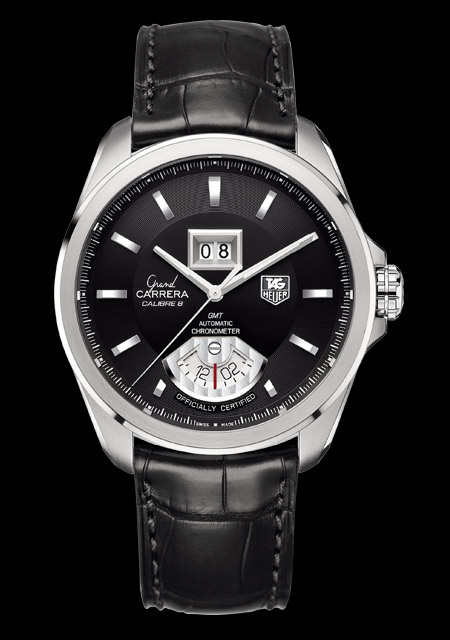Tag Heuer Grand Carrera Date GMT Replica Watch