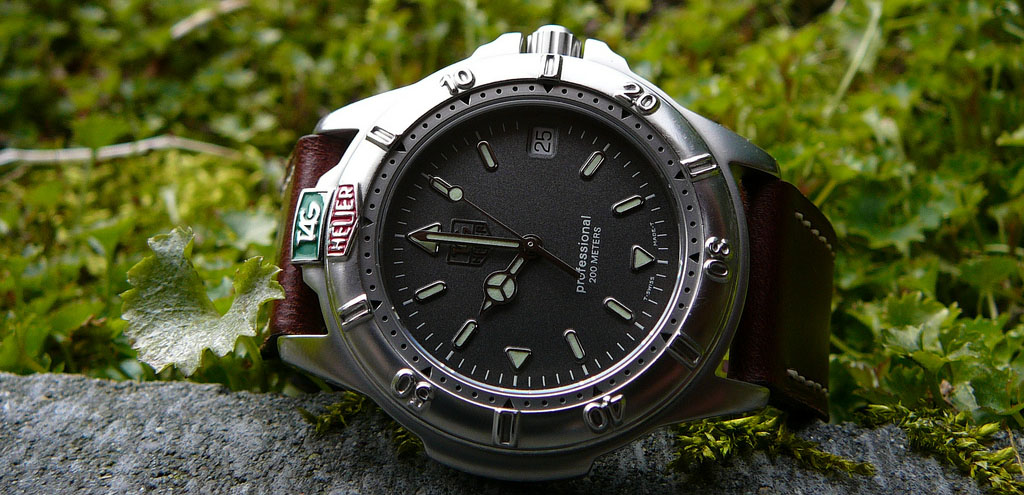 Tag Heuer Professional 200m Replica Watch