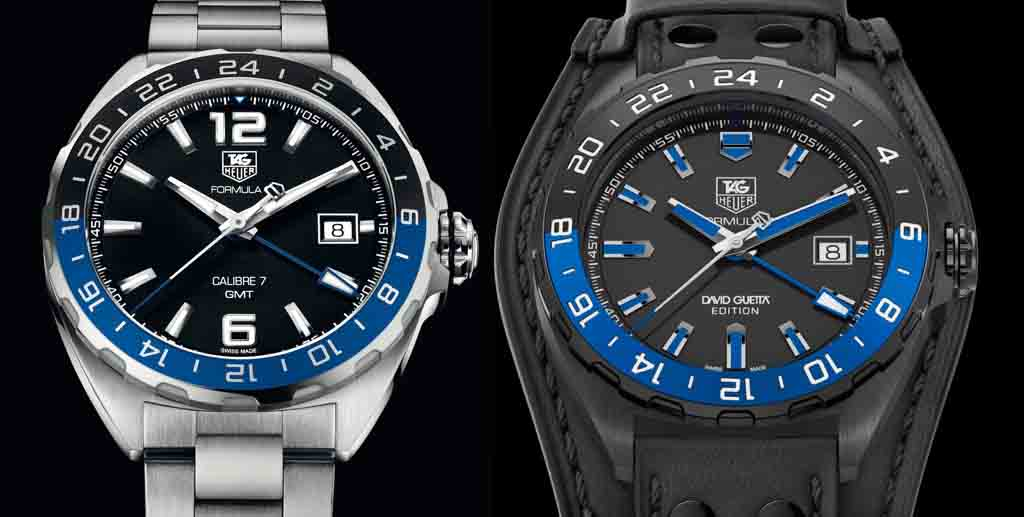 Tag Heuer Formula 1 GMT Replica Watch