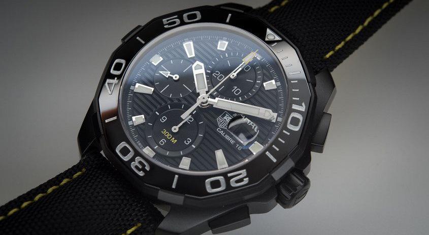 Tag Heuer Aquaracer 300M Replica Watch