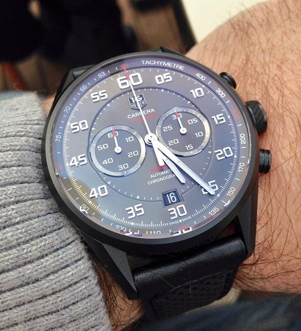 Tag Heuer Carrera Calibre 36 Replica Watch