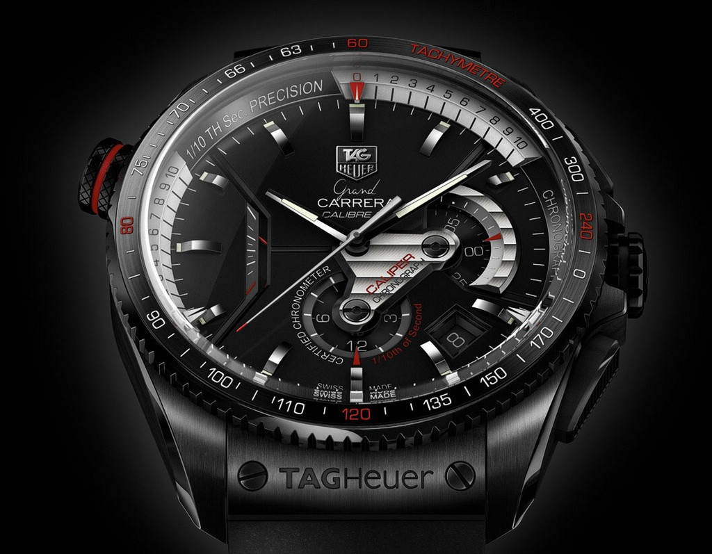 Tag Heuer Grand Carrera Calibre 36 Replica Watch