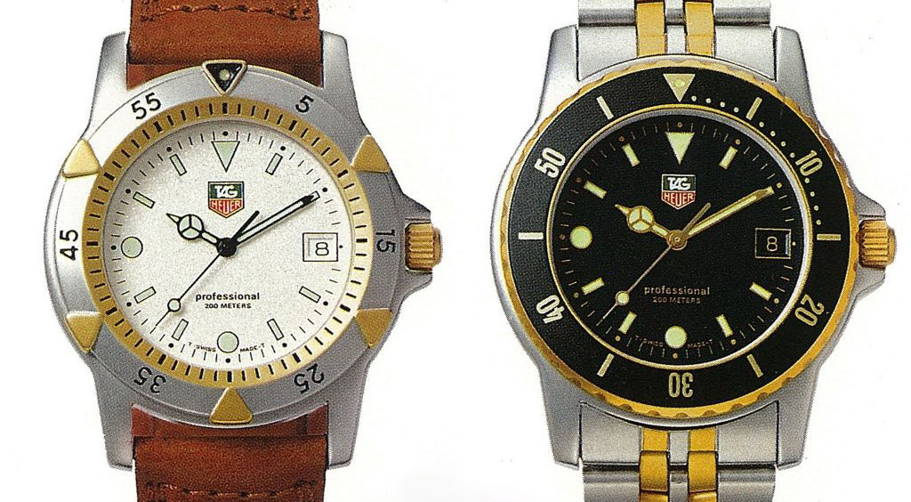 Tag Heuer Professional Replica Watch