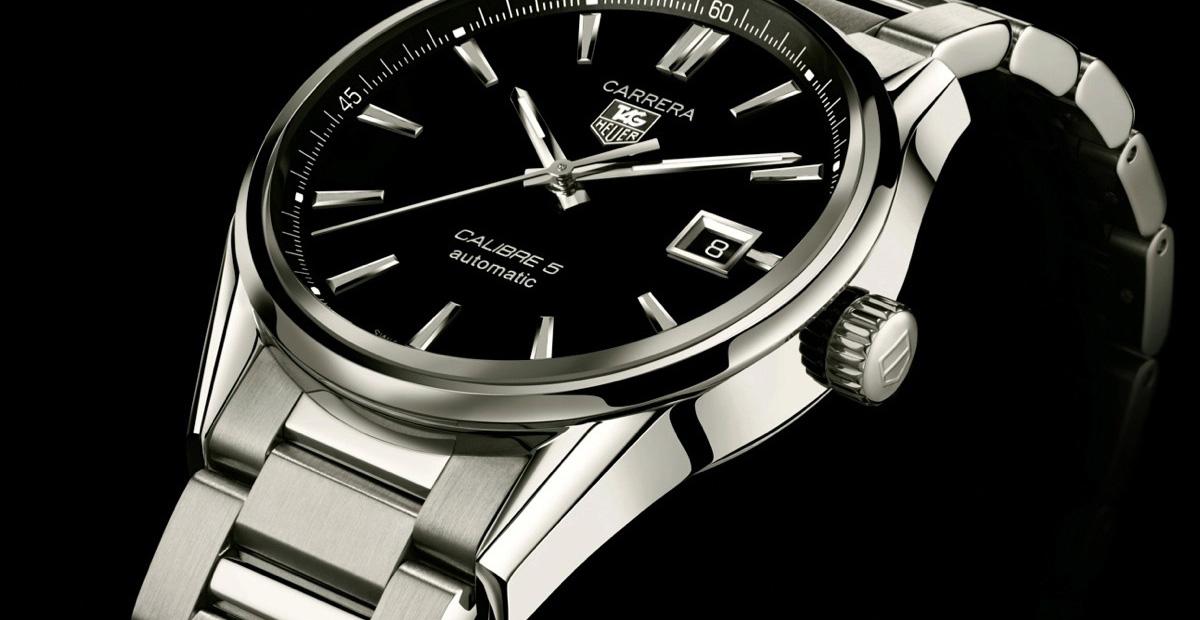 162ef4131e Best Swiss Tag Heuer Carrera Calibre 5 Replica Watch Online Sale