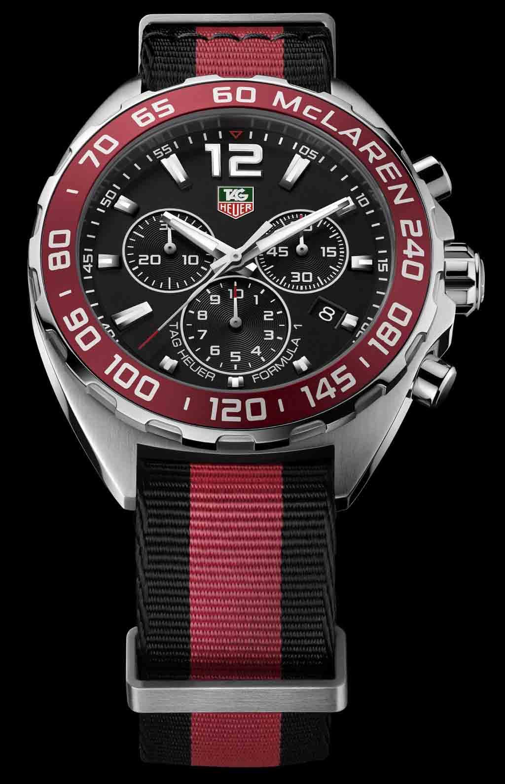 Tag Heuer Formula 1 Quartz Chronograph Replica Watch