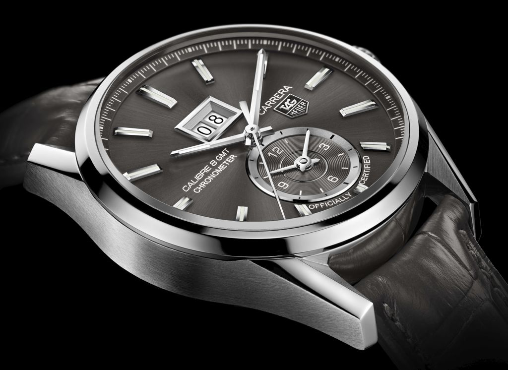 Tag Heuer Grand Carrera Calibre 8 Replica Watch