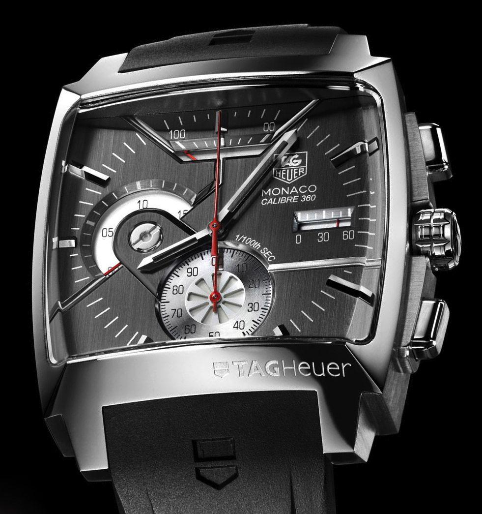 Tag Heuer Monaco Automatic Replica Watch