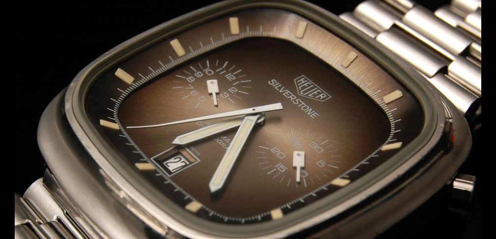 Tag Heuer Silverstone Automatic Replica Watch