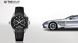 Tag Heuer SLR/Mercedes-Benz Replica