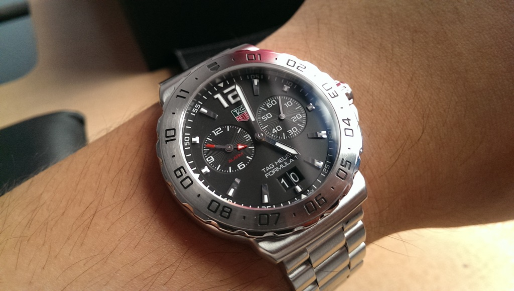 Tag Heuer Formula 1 Alarm Replica Watch